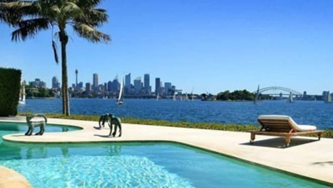 Ron Medich seeks $40 million plus for harbourfront Point Piper home
