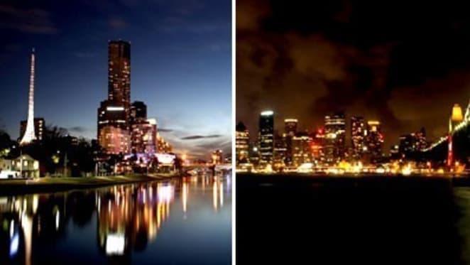Sydney ranks 27 places higher than Melbourne as a regional financial hub
