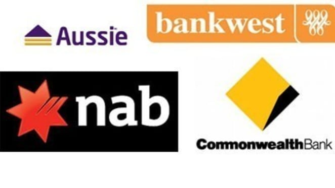 Hold your fire, but here's the best fixed and variable big bank offerings from the Big Four banks and their subsidiaries