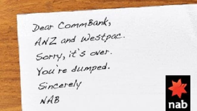 NAB says mortgage wars a boon to business