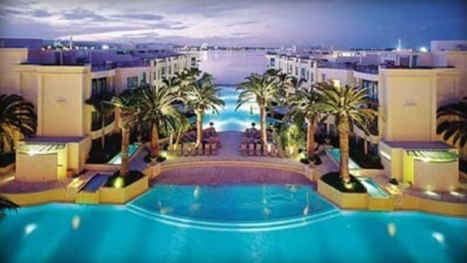 Sunland lists Gold Coast's Palazzo Versace after company profits slump