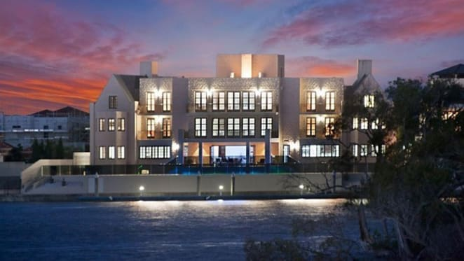 Riverview, the Sovereign Islands castle, gets new marketing push