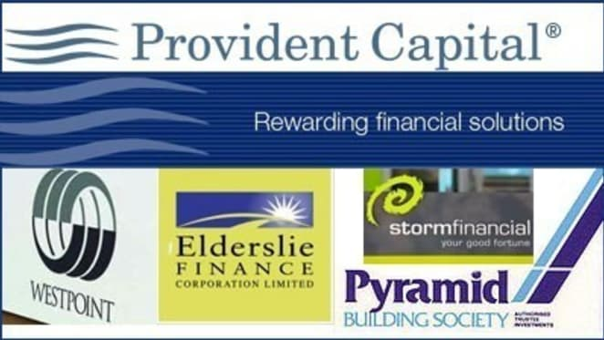 Collapsed Provident Capital debenture holders shocked as 85% of loans were six months or more in arrears