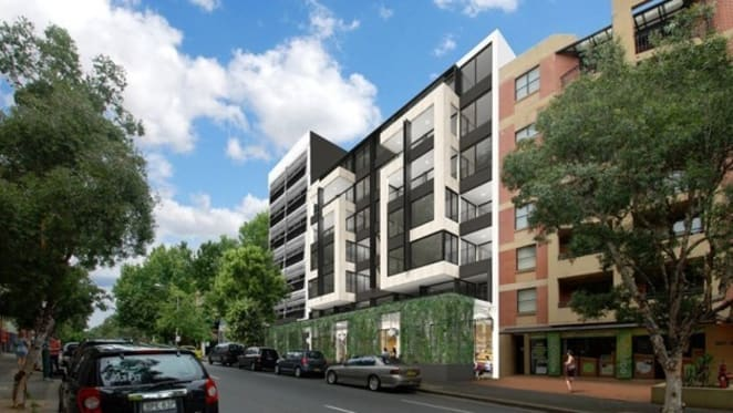 Boutique Surry Hills development East Central almost 80% sold