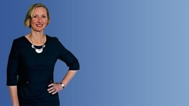 Mirvac's Susan Lloyd-Hurwitz the face of women in property