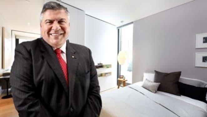 Demand rising for tiny studio apartments, but mortgage hurdles higher: Aussie John Symond