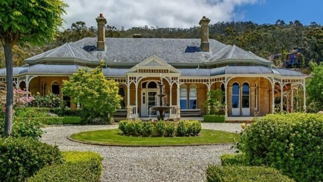 Tasmania's five most breathtaking homes on the market