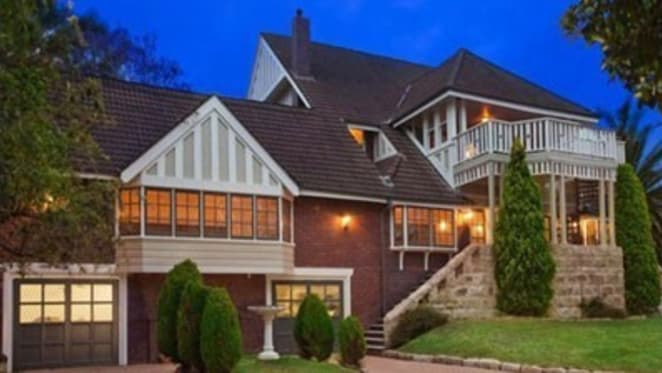 Sutherland Shire Tudor Revival heritage mansion Coombe Grange in Cronulla listed