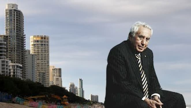 Gold Coast must turn to business, not just tourism, to survive: Harry Triguboff