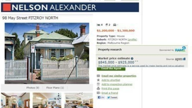 Unders and overs: APM's askew market price estimates upsetting Domain agents' listings aplenty