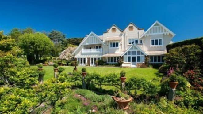 Waimea House $8.5 million sale to Greg Woolley sets Tasmanian residential record for second time in nine months