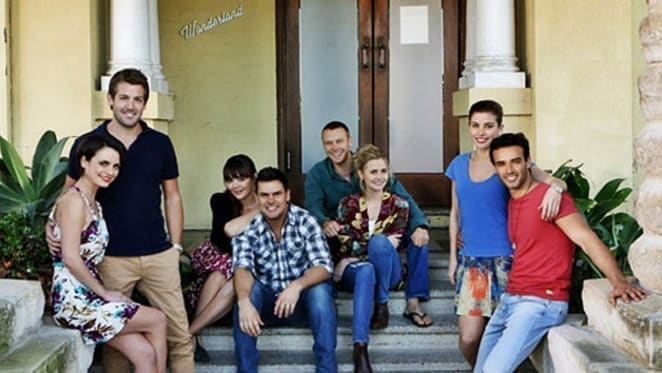 Network 10's Wonderland, the Coogee apartment block on the doorstep of fame