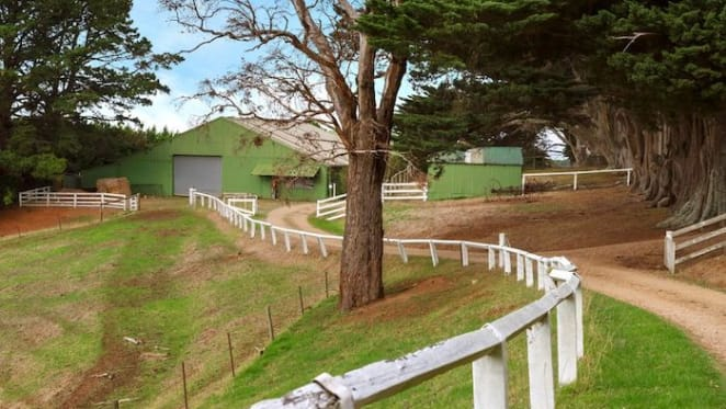 La Trobe Financial CEO Greg O'Neill buys Watermill Estate at Red Hill