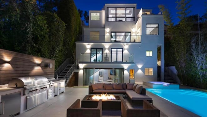 Mel B and Stephen Belafonte sell former Hollywood Hills home