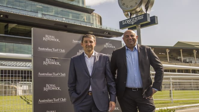 The Agency sponsors George Ryder Stakes