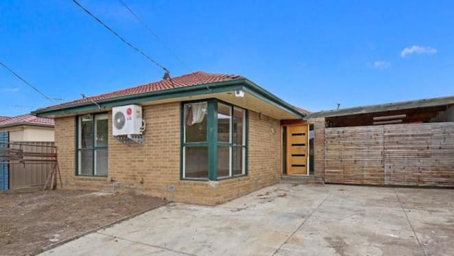 Lalor three bedroom house listed by mortgagee