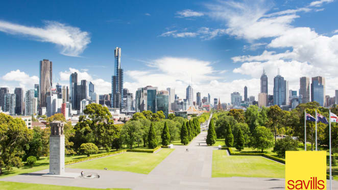 Melbourne CBD office leasing continues its strong momentum