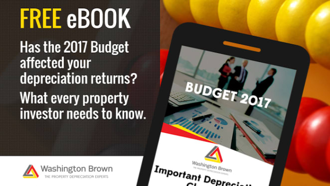 Has the 2017 budget affected your depreciation returns: Washington Brown