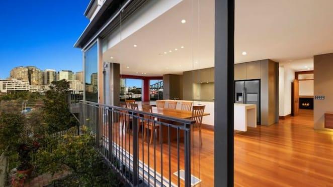 NSW Governor Margaret Beazley sells Lavender Bay home