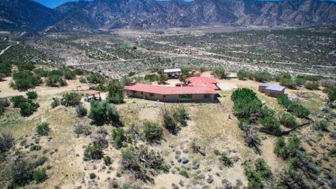 Australia's own James Bond lists California mountaintop estate