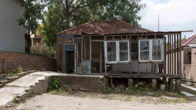 Dilapidated Rozelle Federation home priced at $1.4 million