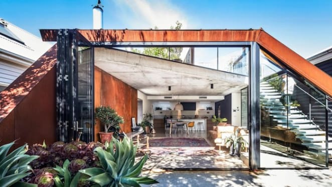 Williamstown's The Leaf House soars at auction