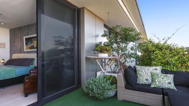 Rabbitohs boss Shane Richardson lists Little Bay penthouse