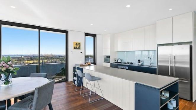 Rabbitoh Tom Burgess lists Little Bay penthouse