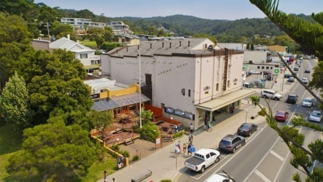 Iconic Lorne Theatre sold