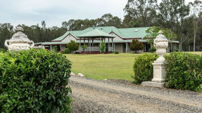 Trinity Vineyard and Lovedale House in the Hunter Valley sold