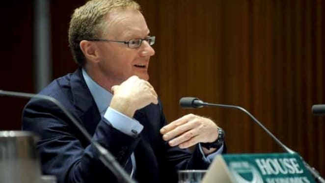 Income has to lift for RBA rate rise: RBA's Philip Lowe