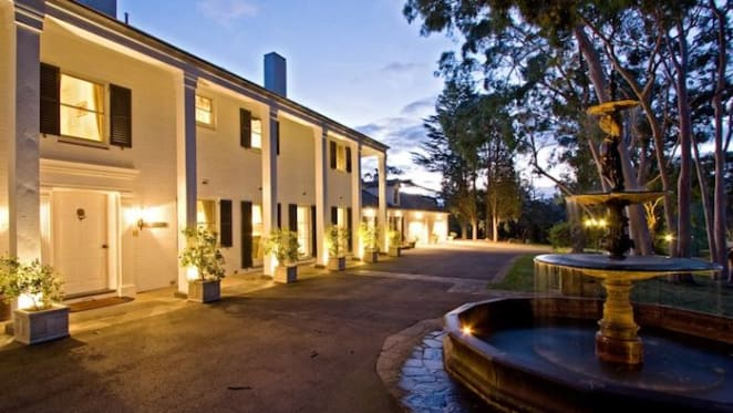 Melbourne mansion Yarrawee Manor, where Charles and Diana visited, listed for sale