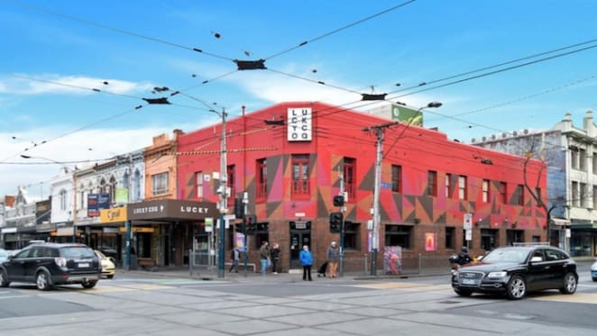 The Lucky Coq premises on Windsor's Chapel Street for sale