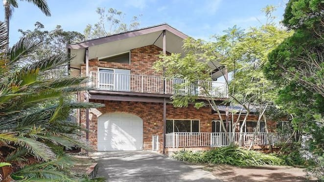 Lugarno, NSW mortgagee home listed for sale