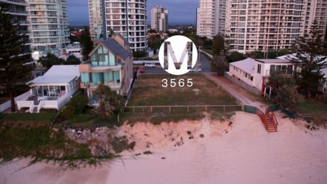 Katie Page's Main Beach M3565 beachfront residential marketing eyes UHNWs