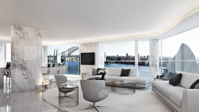 Sydney's number one penthouse hits the market