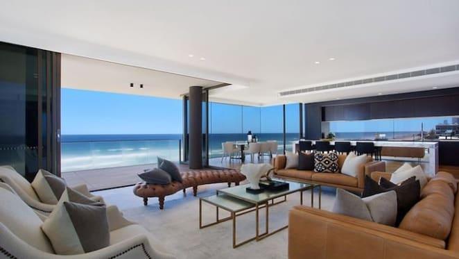 Beachfront Main Beach apartment on the market with $5.75 million hopes