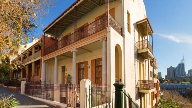 Potts Point terrace sold at $5.55 million