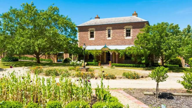 Methodist manse in Batesford, Victoria listed