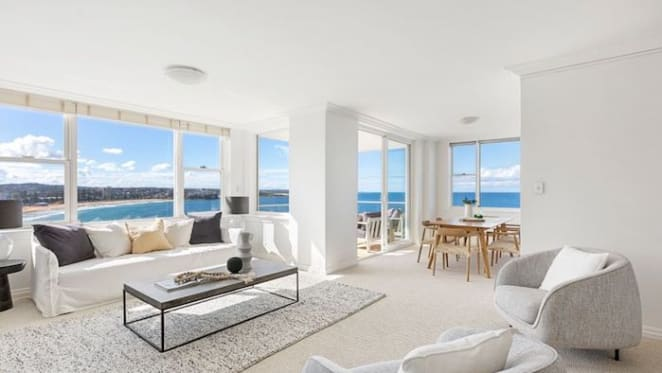 Manly freehold apartment with coastal views sold for over $4 million