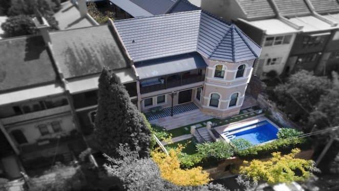 Transformed Darlinghurst manor sells after $10 million hopes