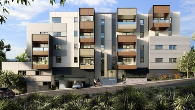 Rothelowman-designed Mosaica apartments to launch in Melbourne
