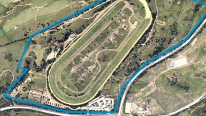 Freedman Bros Markdel equestrian farm remains for sale