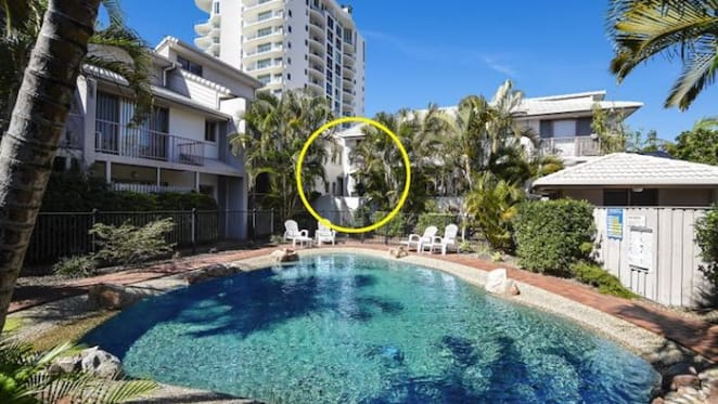 Outgoing Cricket Australia chairman David Peever lists Maroochydore townhouse investment