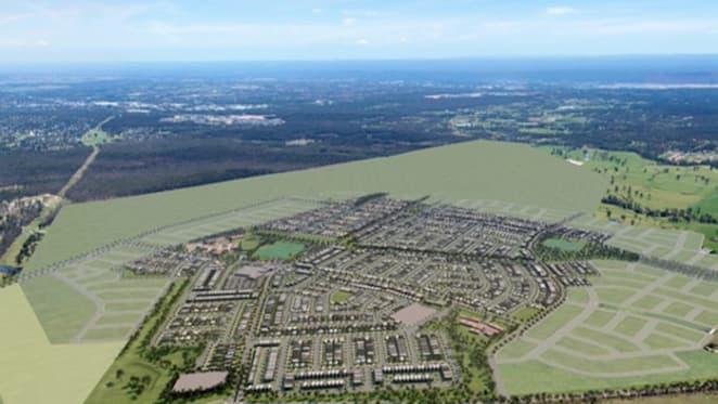 Stockland add 184 hectares at Marsden Park