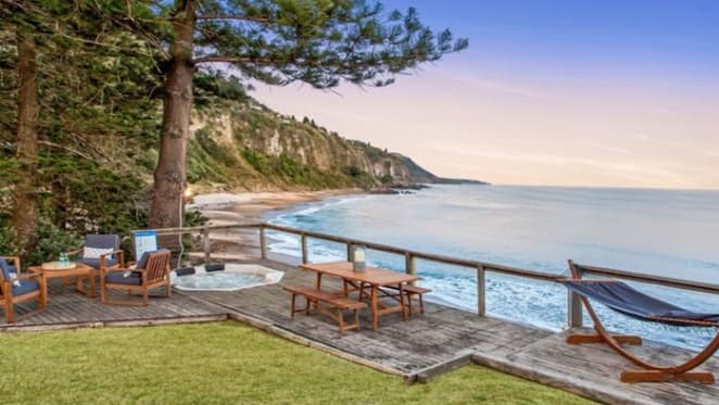 Retail boss Mark McInnes lists former NSW South Coast weekender