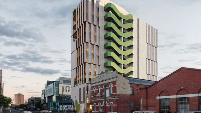 Collingwood office building development set to be sold