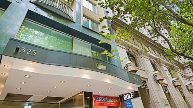 Melbourne mortgagee apartment listed for $580,000