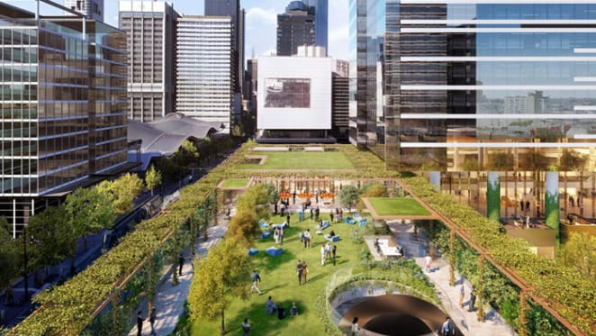 Victorian government gives seal of approval to Melbourne Quarter Tower