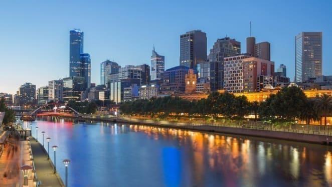 Melbourne CBD, Southbank and Docklands labelled danger markets